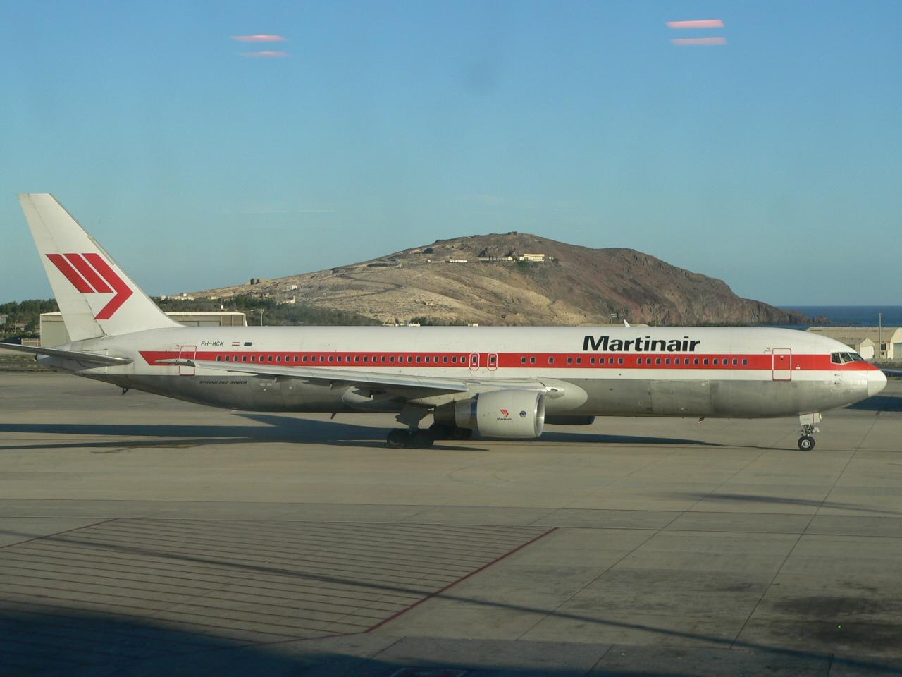 Boeing 767 Martinair