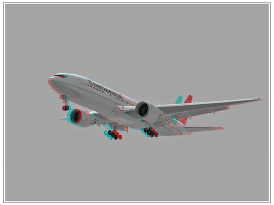 Boeing 777-200ER...