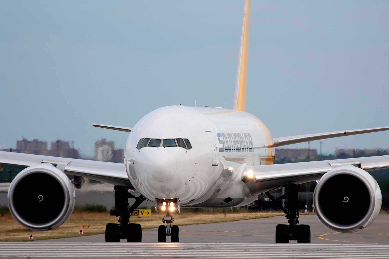 Boeing 777-FZB Southern Air