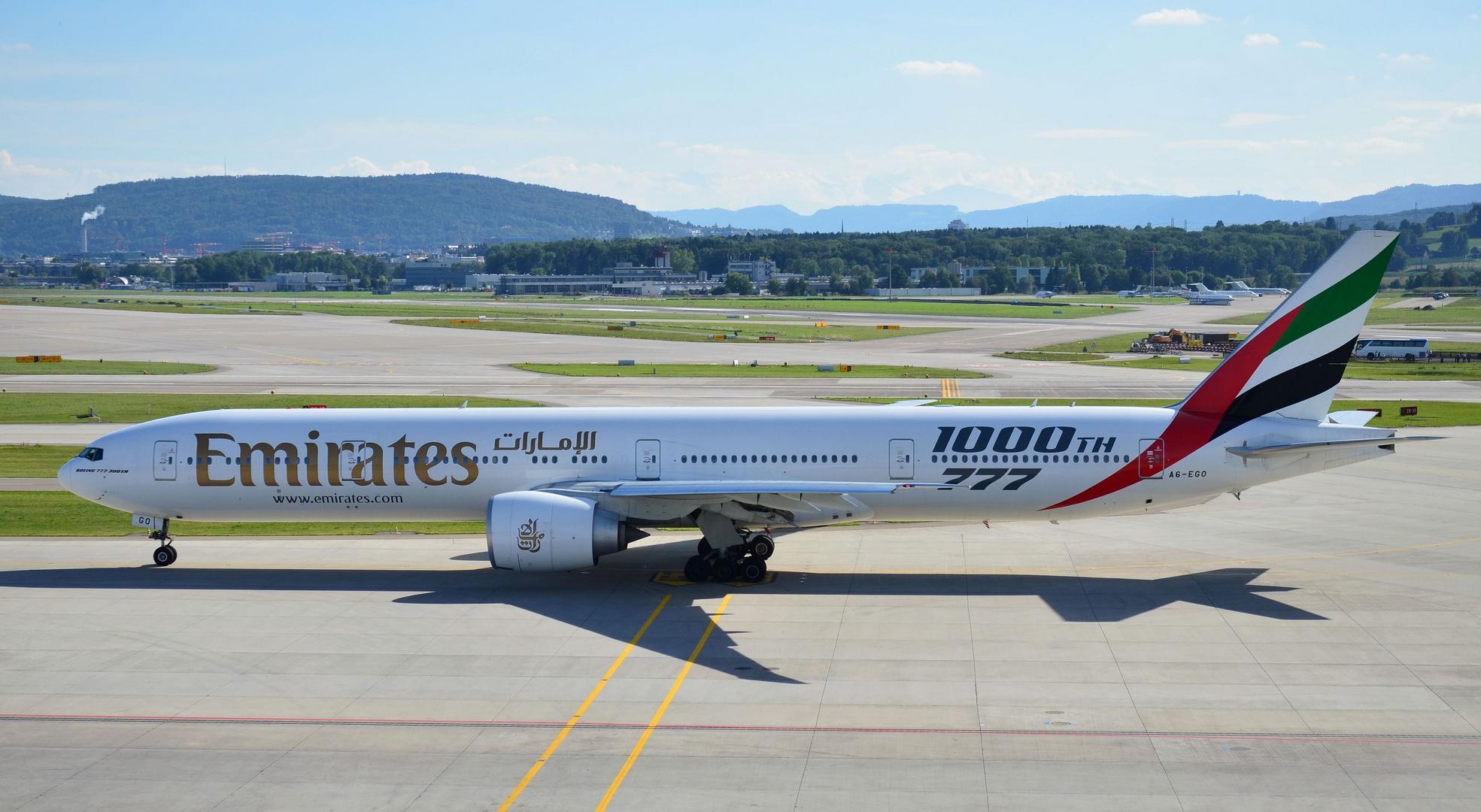 Boeing 777 x 1000