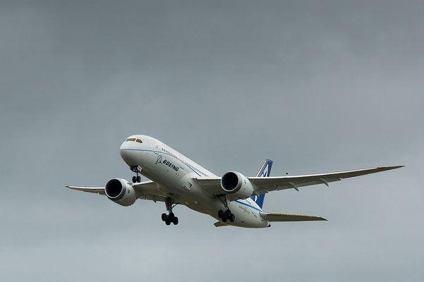 Boeing 787-8 aka Dreamliner