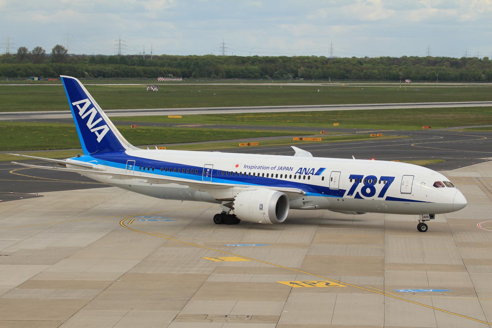Boeing 787 (ANA)