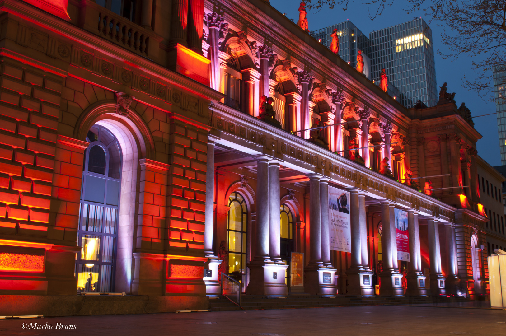 Börse Frankfurt - Luminale 2014