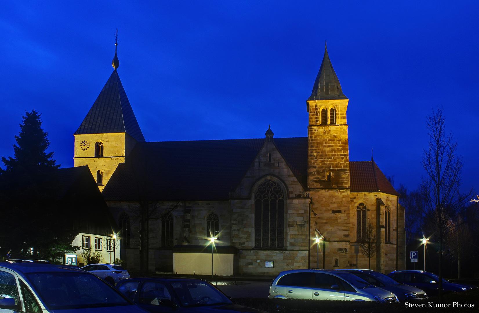Bösensell, St Johannes