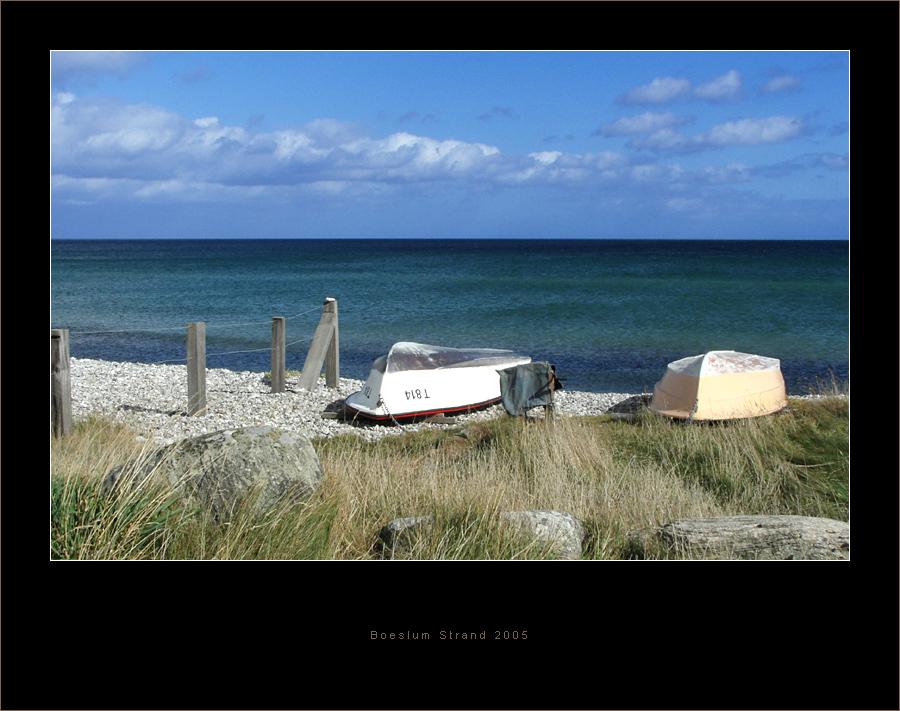 Boeslum Strand bei Ebeltoft