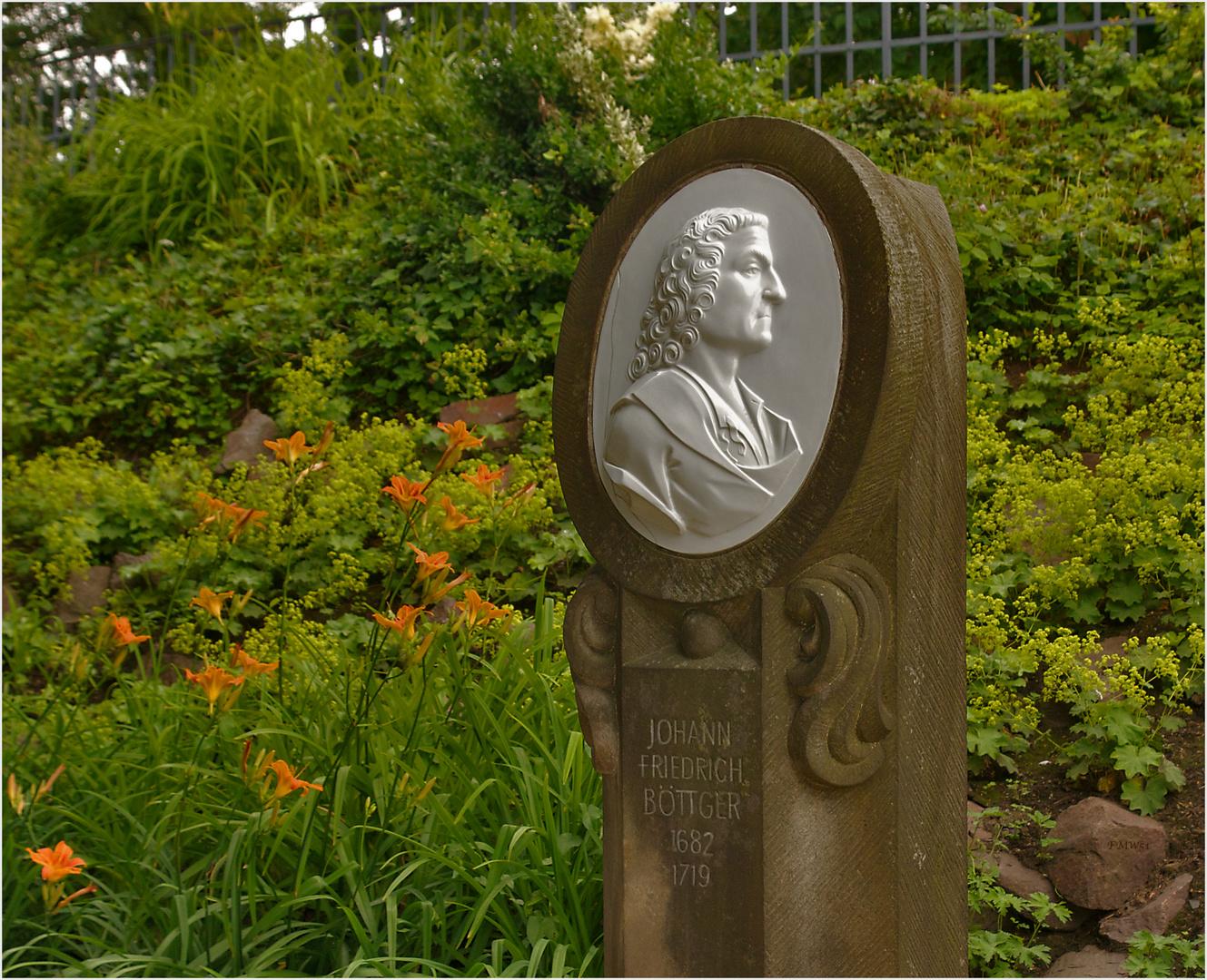 Böttcher-Stele von 1982
