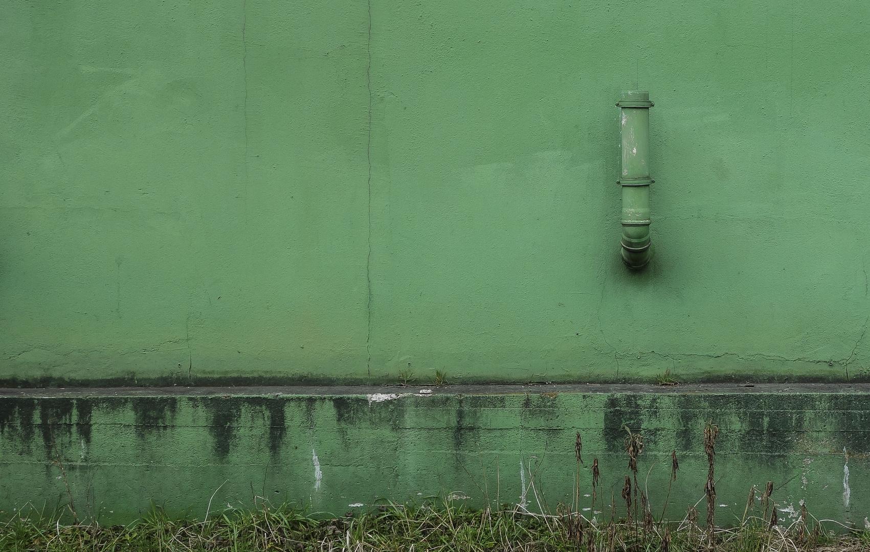Bötzel´s grüne Wand