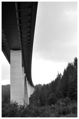 Bogenbrücke A71