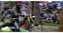 Bogenschütze zu Pferd (Ritterspiele) 5