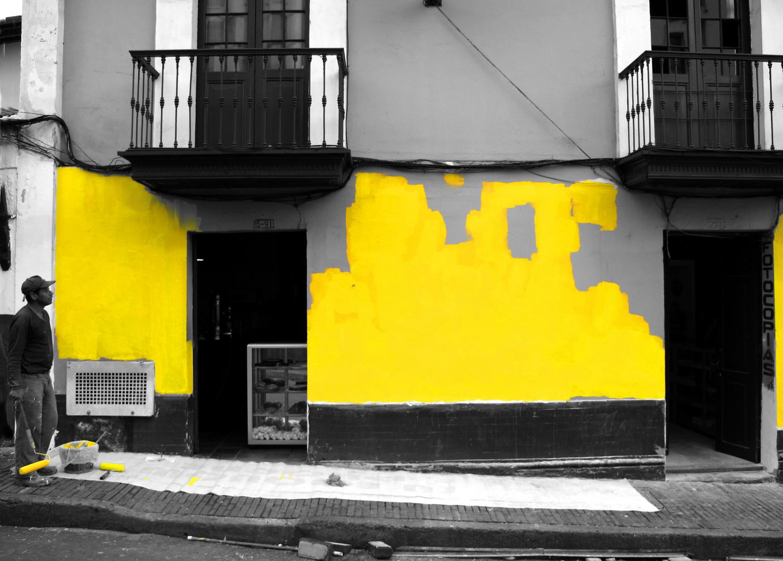 Bogota, 21.4.2012