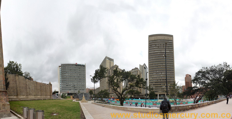 Bogota en cambio
