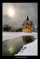 Bohemian Landscape - Wintertime