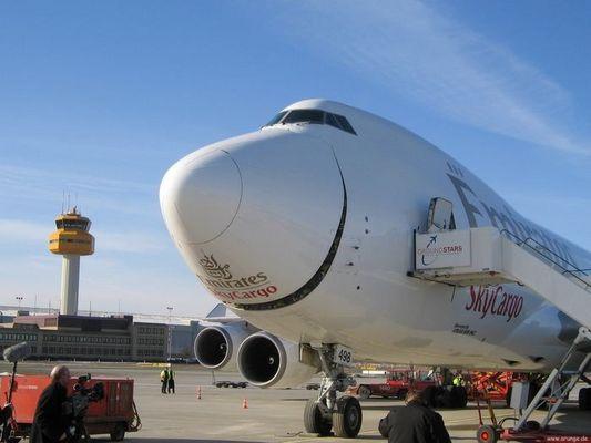 Boing 747-400
