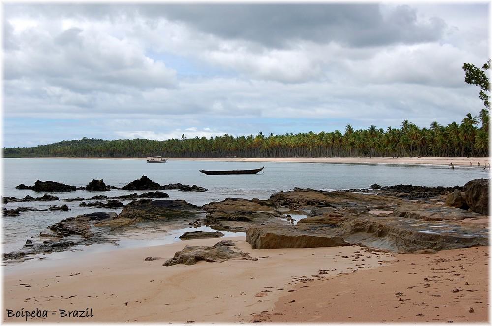 Boipeba, beach - Brazil