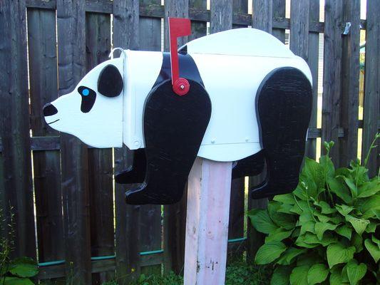 Boite aux lettres Panda