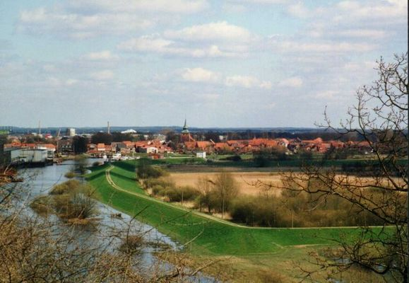 Boizenburg im Sommer