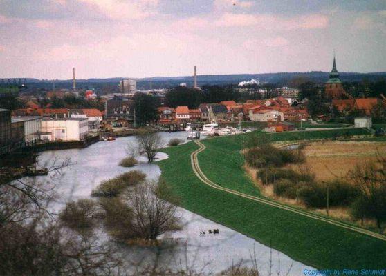 Boizenburger Hafen (alt, ohne Prommenade)