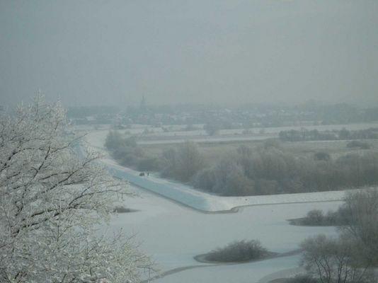 Boizenburger Winterhochwasser 2002-2003