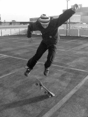 Bojo Skate Session