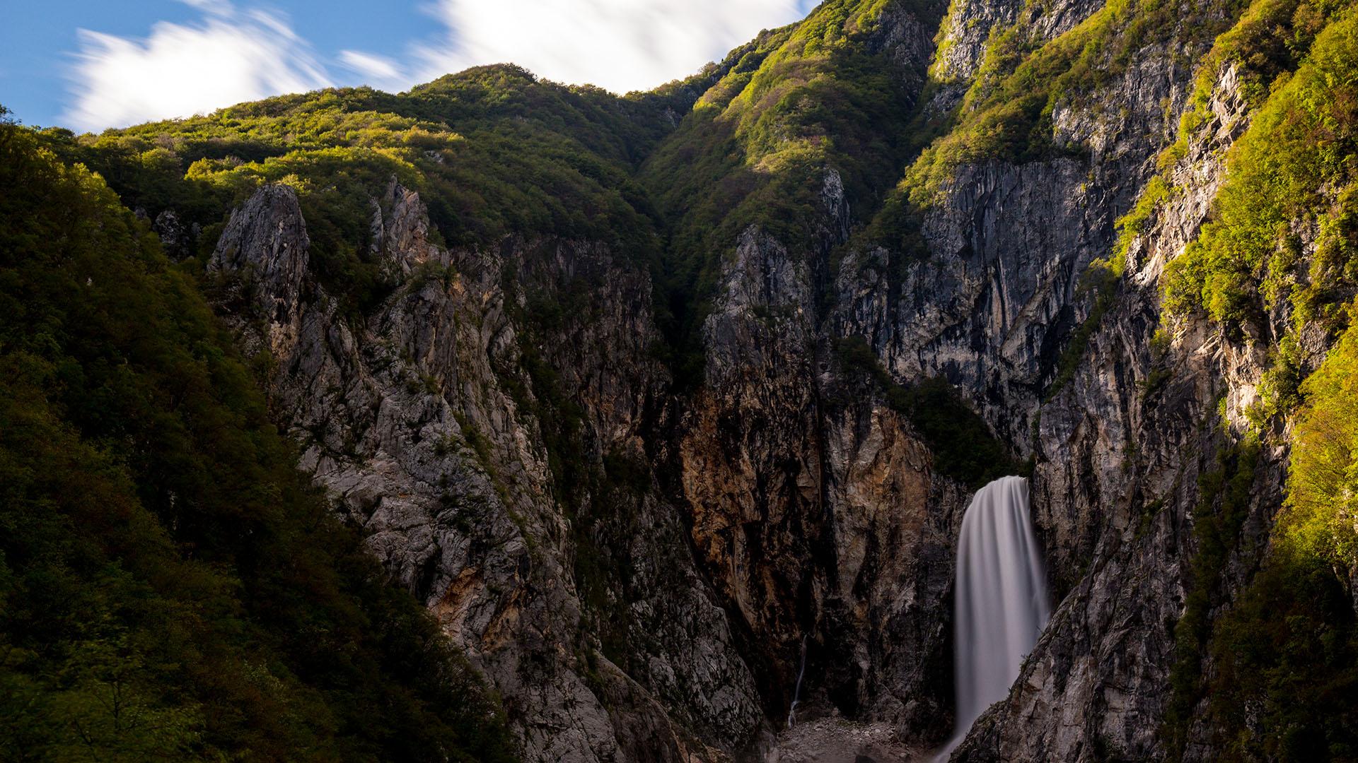 Boka Wasserfall