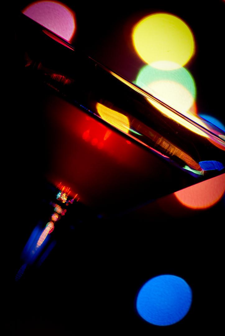 Bokeh Cocktail
