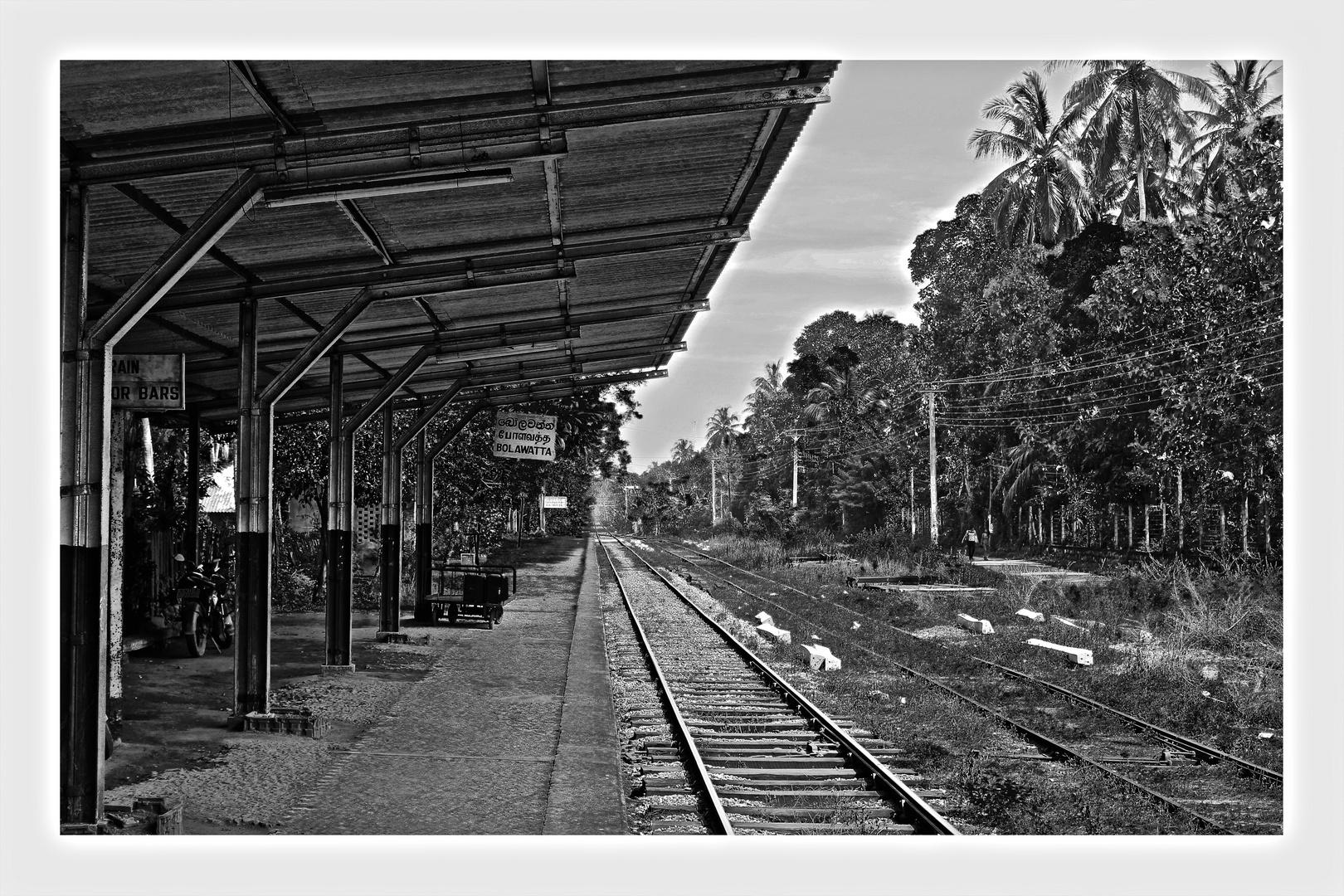 bolawatta railway station