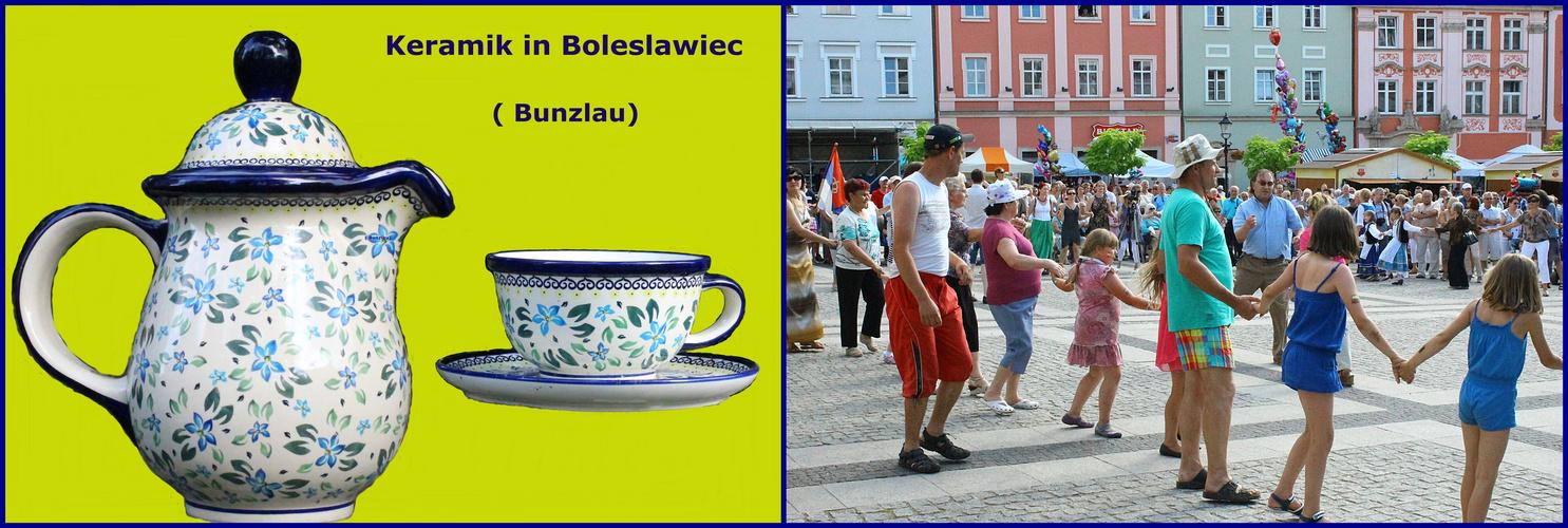 Boleslawiec ( Bunzlau)