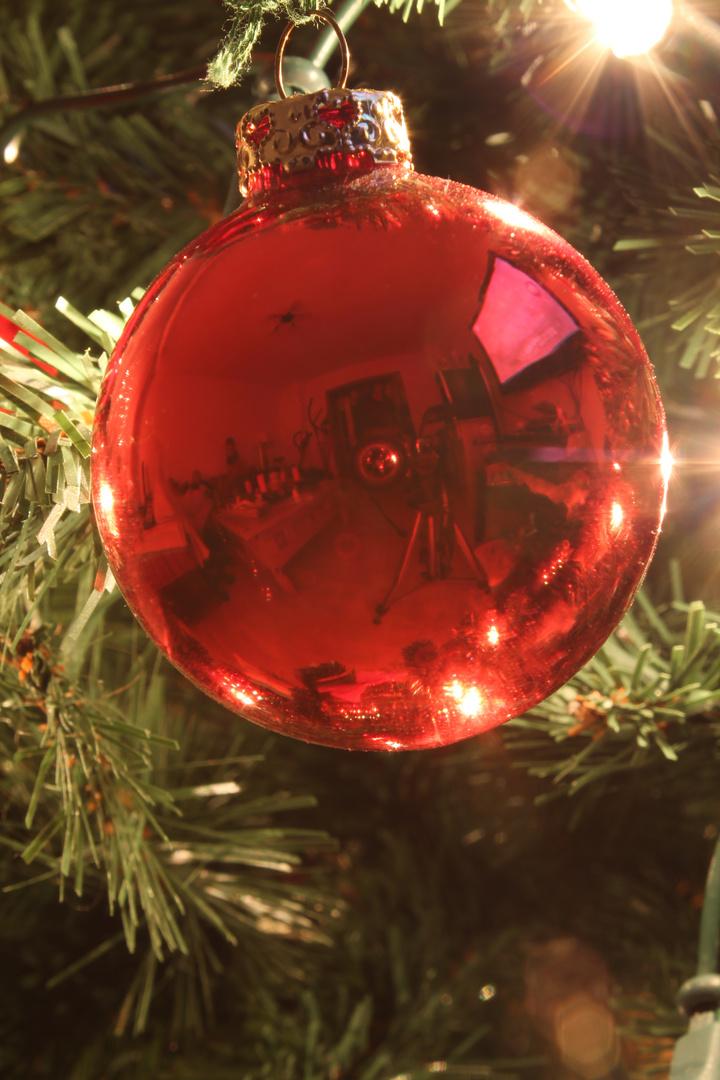 bolita de navidad