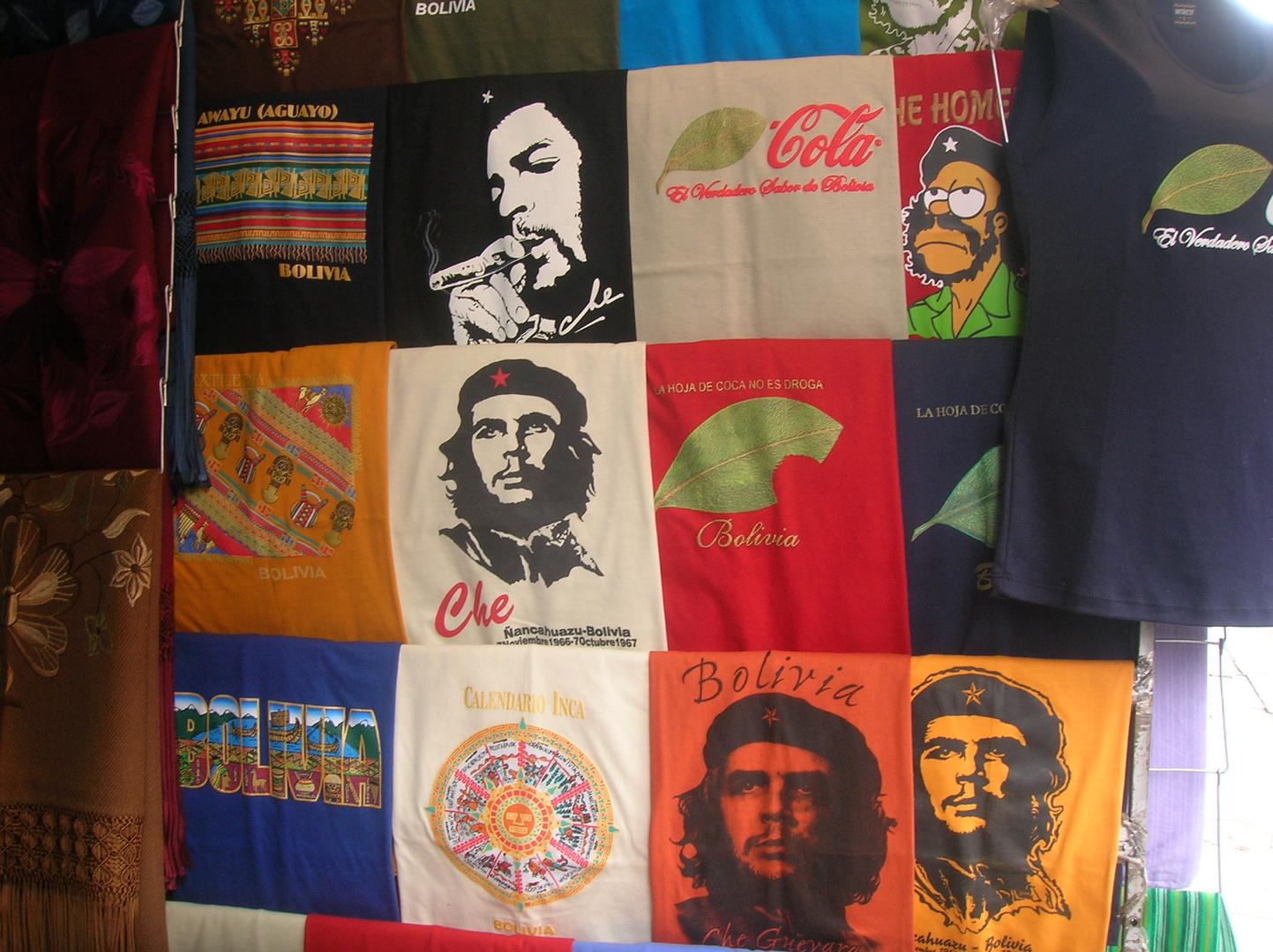 Bolivia - Che Guevara