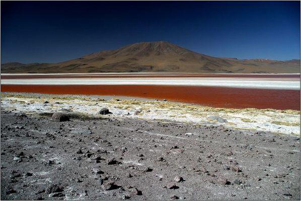 Bolivien - Laguna Colorada I