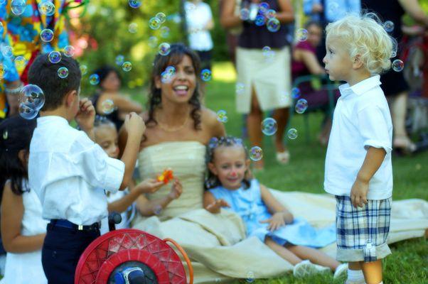 bolle che incantano