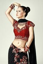 Bollywood Dancer Nina Teza