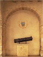 Bombarde du XVème siècle