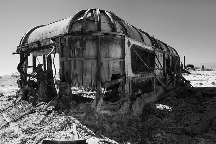 Bombay Beach Trailer