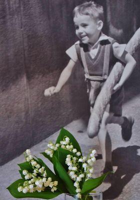 Bon 1er Mai à toutes et à tous........