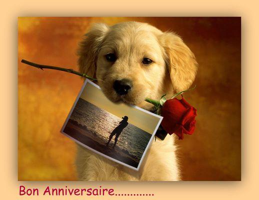 Bon Anniversaire Thé........