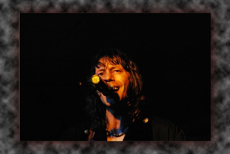 Bon Jovi läßt grüßen