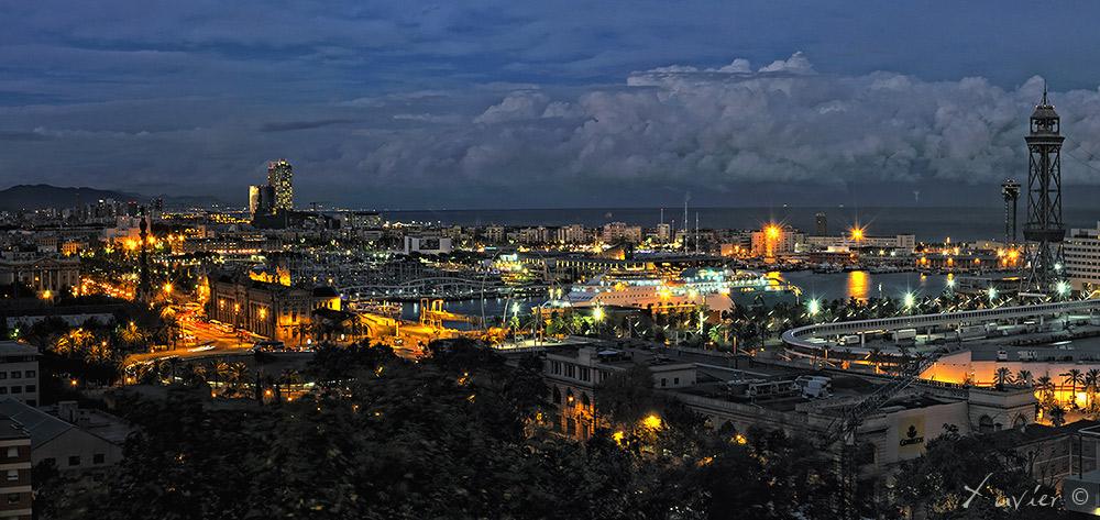 Bona nit Barcelona..