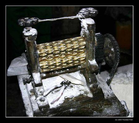 Bonbonproduktion in Afghanistan Teil 4