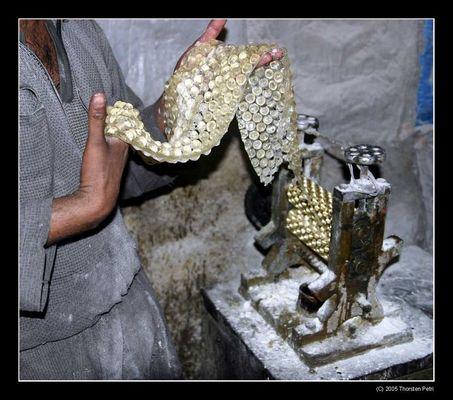 Bonbonproduktion in Afghanistan Teil 6