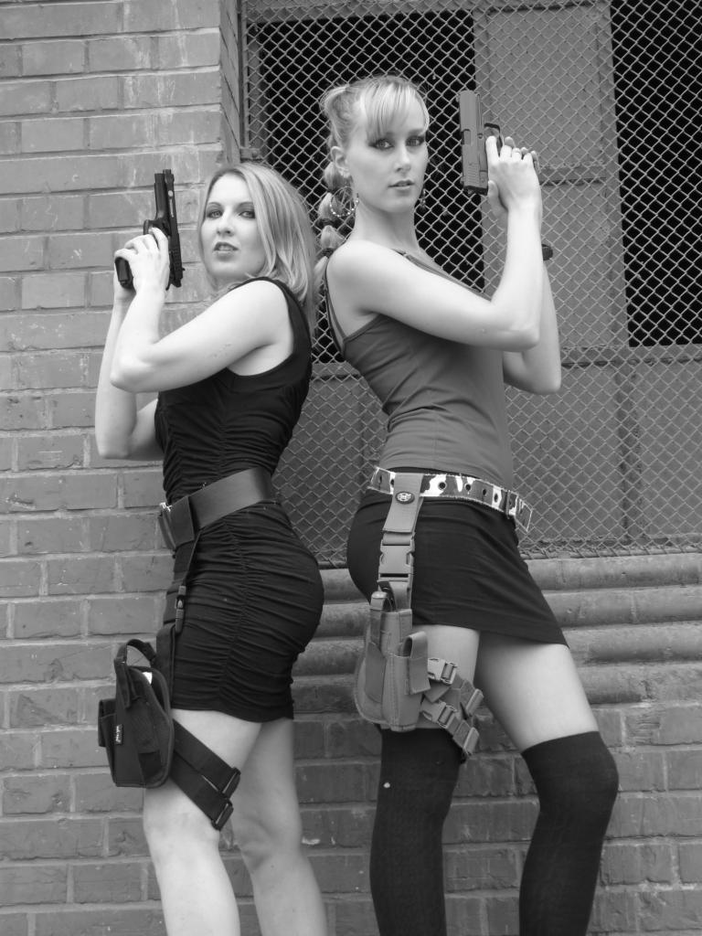 Bond Girls ?