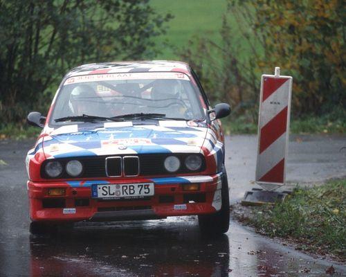 Bonde/Goldschmidt Rallye Atlantis 2004