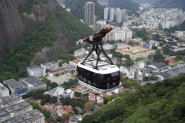 Bondinho Rio de Janeiro