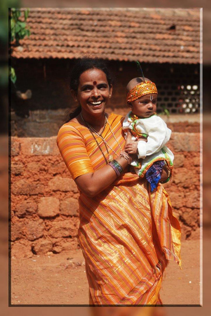 bonheur indien