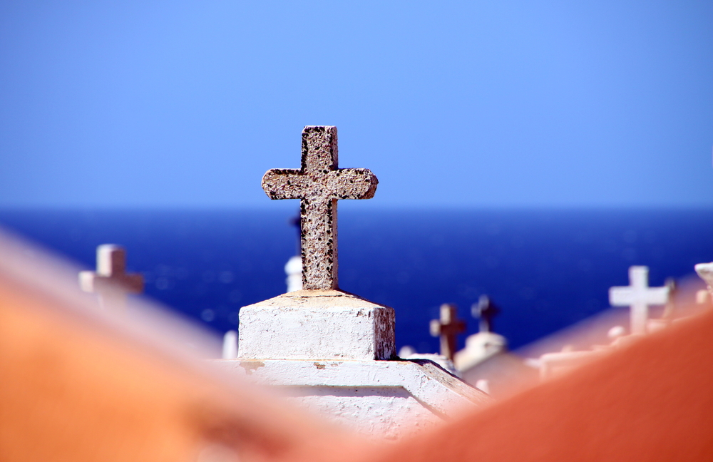 Bonifacio, Cimetière Marin
