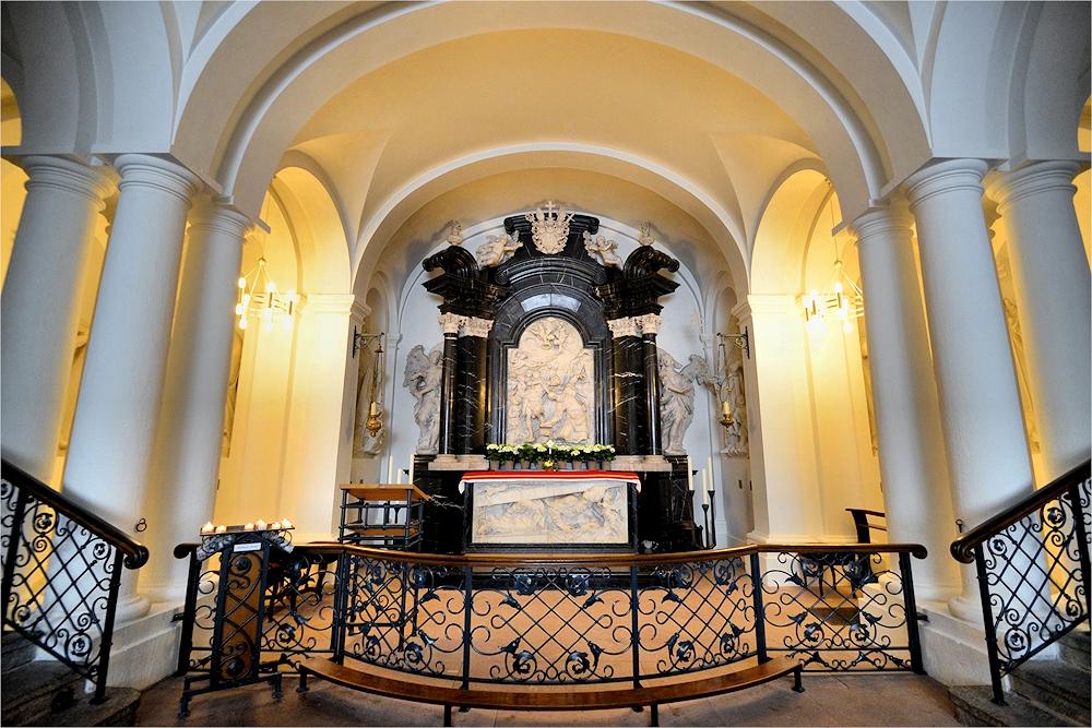 Bonifatiusgruft (Altarraum)