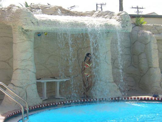 BONITO EN UN HOTEL EN MIAMI (Florida)