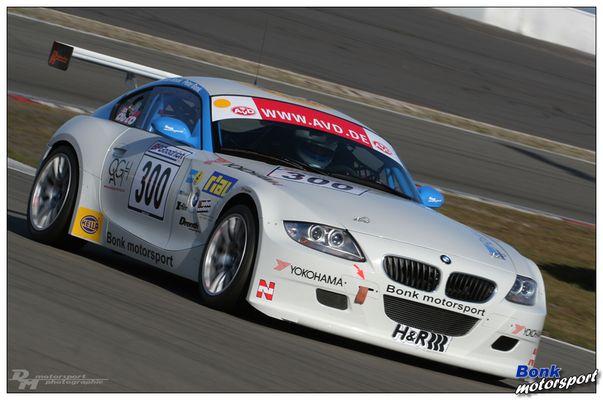 Bonk BMW Z4 Coupe.