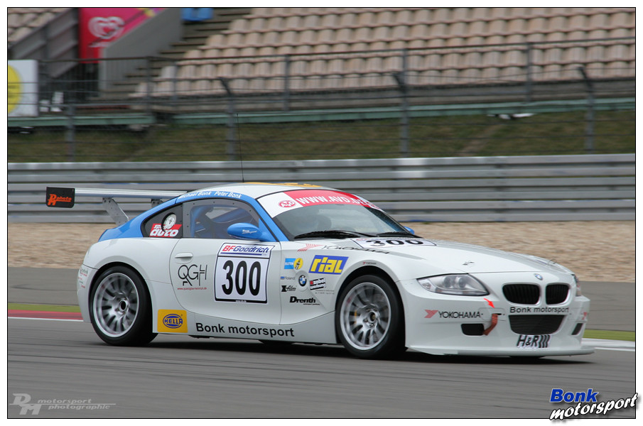 Bonk BMW Z4 Coupe
