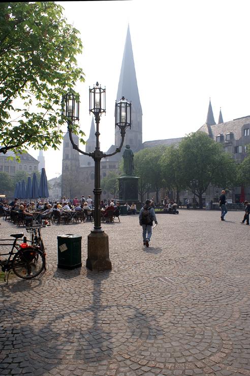 Bonn · Der Münsterplatz